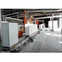 China 4.2m mould Fully Automatic Autoclaved Aerated Concrete Equipment Sand Lime wholesale
