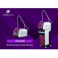 China 1500W Q Switch Laser Tattoo Removal Machine 1 - 15 HZ Frequency CE Approved on sale