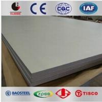 Buy cheap Corrosion Resistance Cold Rolled Steel Sheet Stainless Steel 304 Plate from wholesalers