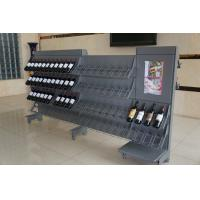 China Wine Gondola Supermarket Display Racks wholesale
