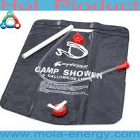 China Portable Outdoor Camping Shower Bag wholesale