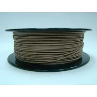 Quality 3D Printer Wood Filament or PLA / ABS / HIPS / PETG Filament OEM for sale