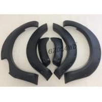 China OEM Nissan NP300 Off Road Fender Flares / Pocket Style Arch Fender Trims wholesale