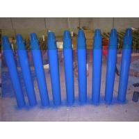 China 1.7-2.5Mpa Work Pressure QL 60 Hammer, Gold Color Water Well Drilling Tools wholesale