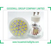 China B22 GU10 SMD5050 Indoor LED Spotlight With 85 - 95Lm/W Light Efficacy wholesale