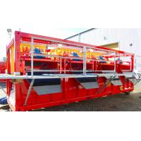 China CBM or CGS exploration drilling mud recycling solids control system for sale wholesale