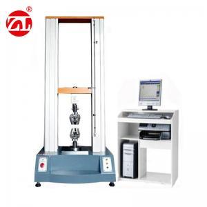 China 5KN Computer Servo Tensile strength Testing Machine For Plastics on sale