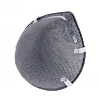 China Disposable FFP2 Mask Industrial Use , Grey Particulate Respirator Mask wholesale