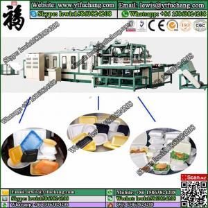 China FC-PSP120/150 eps foam sheet production line  Disposable lunch box wholesale