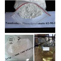 Quality Men Muscle Growth Nandrolone Phenylpropionate White powder CAS No 62-90-8 for sale