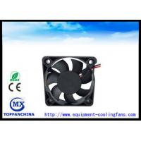 China Electric 2 Inch Computer Case Cooling Fans High Resistant 50mm × 50mm × 15mm wholesale