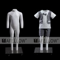 China Wholesale full body no head kid adjustable ghost mannequin torso wholesale