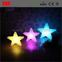 Buy cheap Stars Shape Liveing Room Decorative Lights Gift from wholesalers