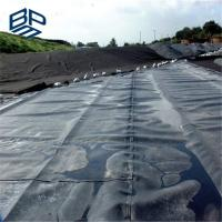 China 1.5mm 60mil geomembranas liners hdpe liner roll  heap leach wholesale