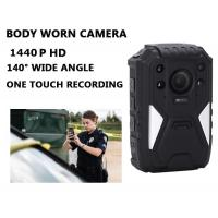 China Full HD Law Enforcement body worn surveillance cameras Night Vision H.264 Video Compression wholesale