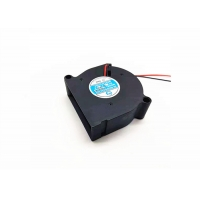 Buy cheap 50mm Big Caliber 50*50*20mm 4000rpm 12V DC Blower Fan from wholesalers