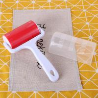China Washable Lint Roller, Small Dust Remover, Red Reusable Cleaner wholesale
