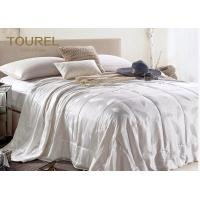 China Jacquard Fabric 5 Star Bed Linen Embossed Polyester Customed Size wholesale
