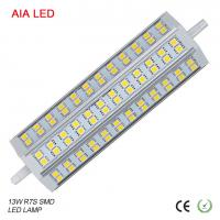 Quality Diammble IP20 13W 5050 SMD R7S LED Lamp/ LED bulb led flood light for sale