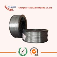 China 1J85 Permalloy Wire Magnifer 7904 Soft Magnetic Alloy Wire Ni80Mo5 Feni 85 For Magnetic Head wholesale