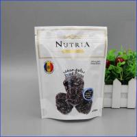 China Custom Doypack Plastic Pouches Packaging Stand Up Zipper Bag For Dried Blueberries wholesale