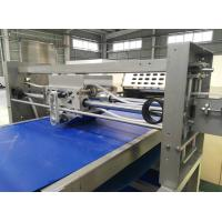 China 800Mm Width Dough Sheet Dough Laminator Machine , Danish Pastry Laminating Line wholesale