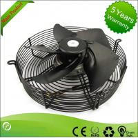 China Low Noise Portable Airflow Ec Motor Cooling Fan For Condenser Unit wholesale