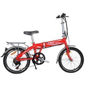 China Foldable E-Bike TDM1202Z New Red wholesale