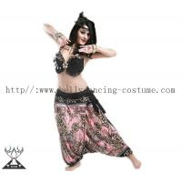 Quality Autumm Loose Tribal Belly Dance Costumes Practice With Bharata for sale