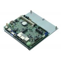 China Atom Dual Core N2800 CPU 3.5 inch 6 COM  Embedded Motherboard Support VGA / HDMI / LVDS wholesale