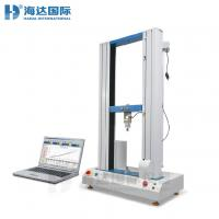 China Double Column Computer Servo High Precision Steel Wire Strength Tensile Testing Machines wholesale