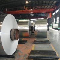 China 0.018mm-0.025mm Industrial Aluminum Foil Rolls for Food Packaging Stable wholesale