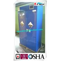 China Safety Acid Corrosive Storage Cabinets With Touch Screen For Chemical Liquid wholesale