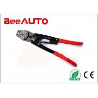 China LS - 6 Cable Lug Wire Crimping Tool Wire Long Arm Carbon Steel 195mm Japanese Style wholesale