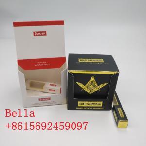 China Cardboard Paper Box Packaginfor E - Cigarrete wholesale