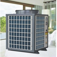 China R22 Household 600L EVI Air Source Heat Pumps IPX4 With Wifi Control wholesale