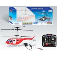 China New/Hot Radio Remote Control Helicopter - 3-Channel Metal Mini RC Helicopter Toy Gyro (H0029134) on sale