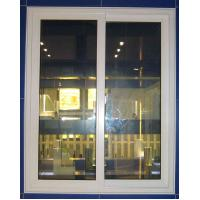 China PVC Windows And Doors ,  Plastic extrusion window 88mm double-sliding OEM wholesale
