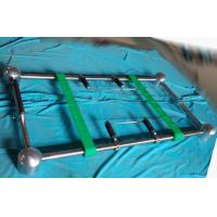 China Stainless Casket Mortuary Equipment Coffin Lowering Devices with Placer Arms wholesale
