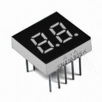 China 7-segment LED display, 0.30 inch, dual-digit, used for rate screens wholesale