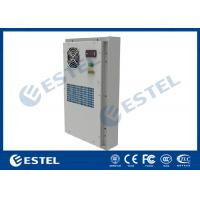 China 220VAC 300W Cooling Capacity Air Conditioner For Cabinet With 300W Heating Capacity IP55 wholesale