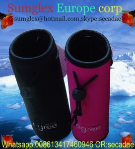 China water bottle insulator sleeve on sale