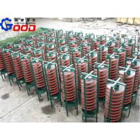 China Spiral chute for river sand wholesale