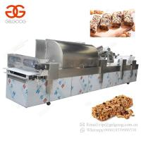 China Chikki Making Cereal Bar Moulding Machine Peanut Candy Making Line on sale