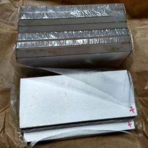 China High Amplitude Rectangle Piezo Ceramic Plate Ultrasound Range wholesale
