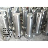 China UNS N07090 / W.Nr. 2.4632 Nickel Based Alloys Good Formability And Weldability wholesale