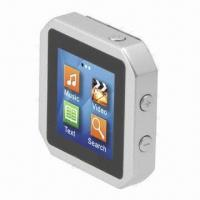 China Flash MP3 Player with 20Hz to 20kHz Frequency Response wholesale