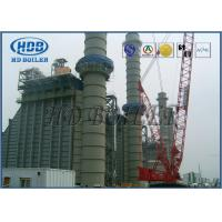 China High Pressure HRSG Heat Recovery Steam Generator For Power Plant Waste Heat Exchange wholesale