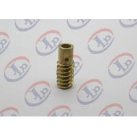 China CNC Machining Custom Machining Services Small Brass Hollow Bolt For Electronic Equipments wholesale