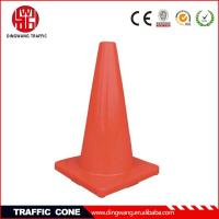 China 100% new PVC traffic  cone wholesale